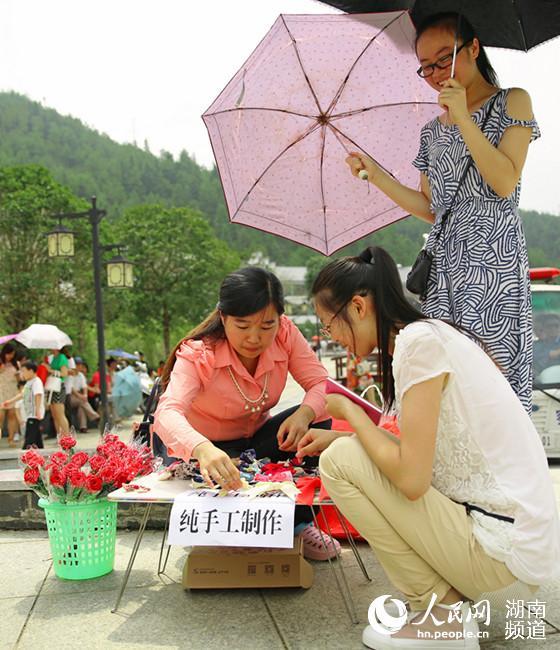 郴州桂东生态森林游迎游客 爆棚