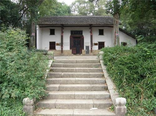 长沙,王船山故居,石鼓书院,浯溪碑林风景区,柳宗元纪念馆(柳子庙)
