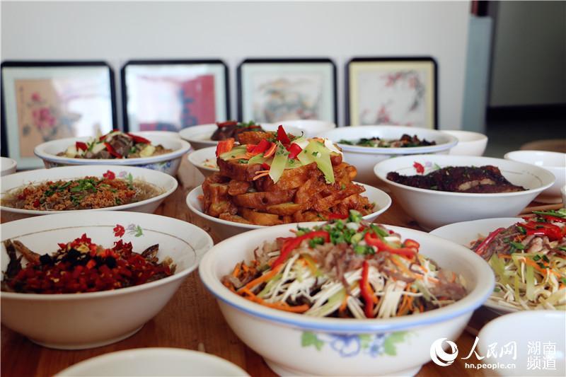 名店避暑美食游南京乡村让你流连忘返大成美景夏日平江图片
