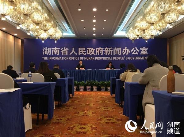 前11月湖南新增贷款4346.5亿元
