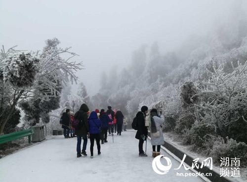 南岳衡山中心景区及水濂洞景点暂停对外开放