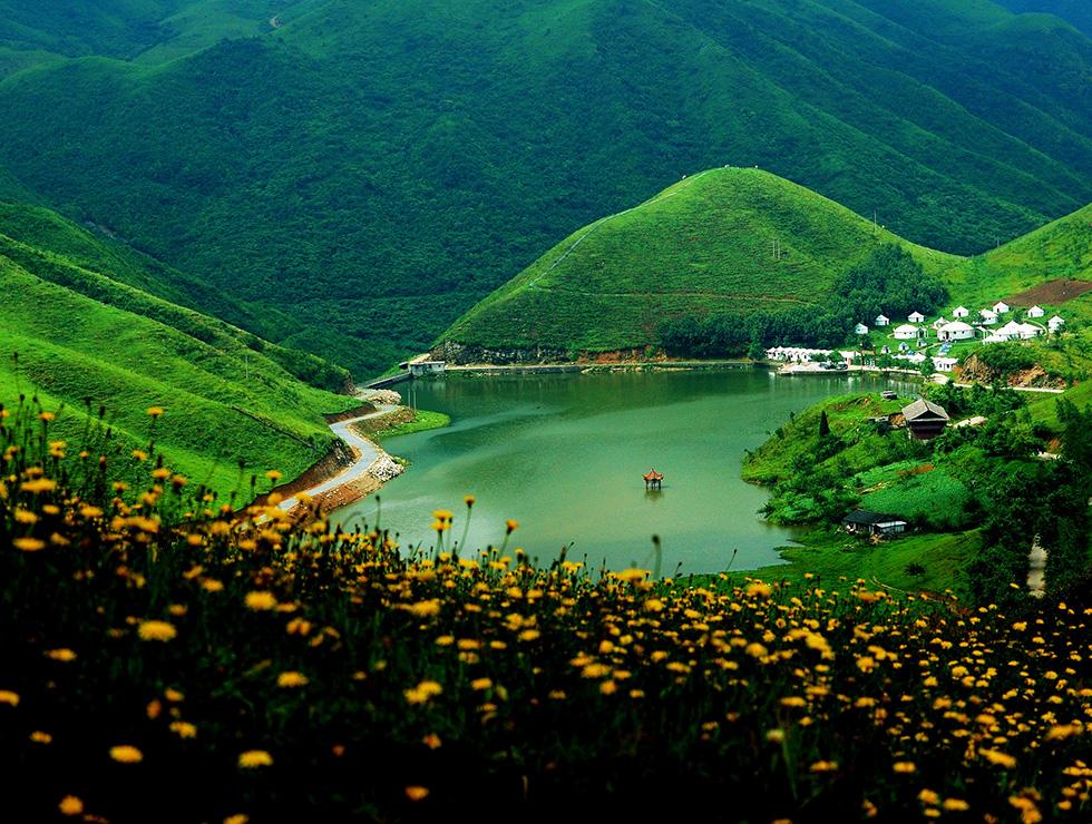 湖南南山风景区 图片合集