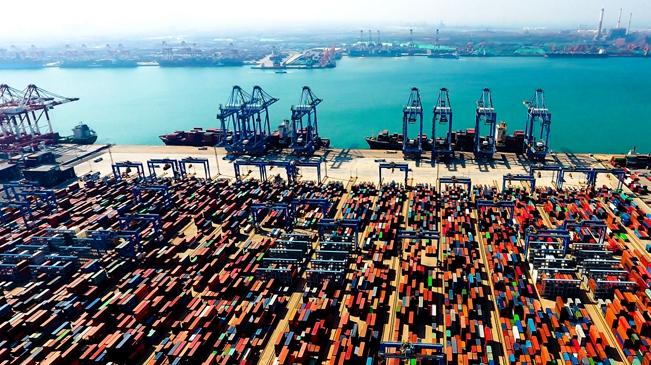 上半年中国经济同比增长6.8%