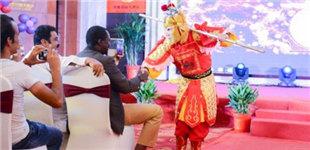 跨越国界的心灵交流 中南院国际文化节精彩纷呈
