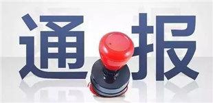 株洲通报4起违反中央八项规定精神典型问题
