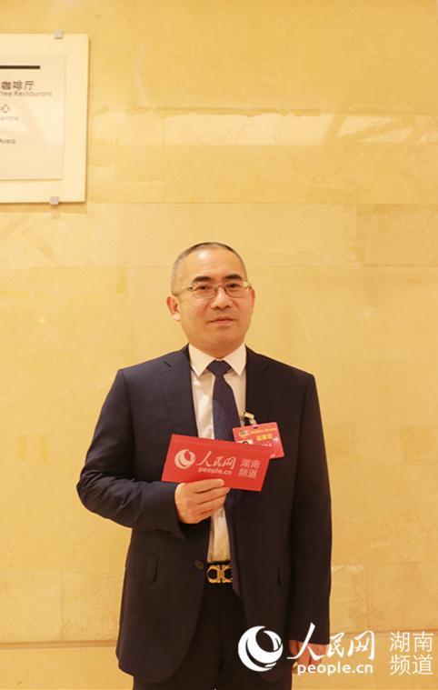 湖南省政协委员刘智清:让头部投