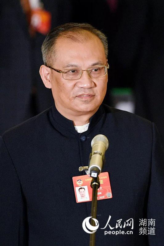 湖南省政�f委�T、民�M湖南省委主